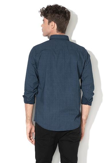 Tom Tailor Риза с фигурален десен Мъже