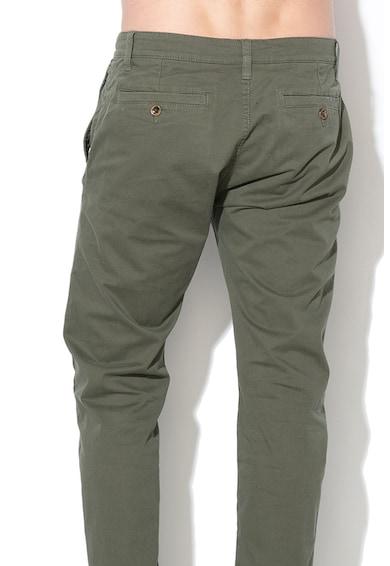 Tom Tailor Pantaloni regular fit din amestec de bumbac Barbati