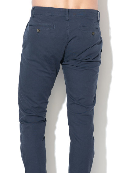 Tom Tailor Панталон чино с релефна повърхност Мъже