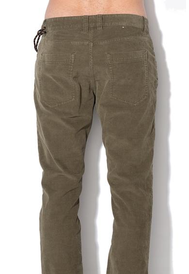 Tom Tailor Pantaloni slim fit din reiat Josh Barbati