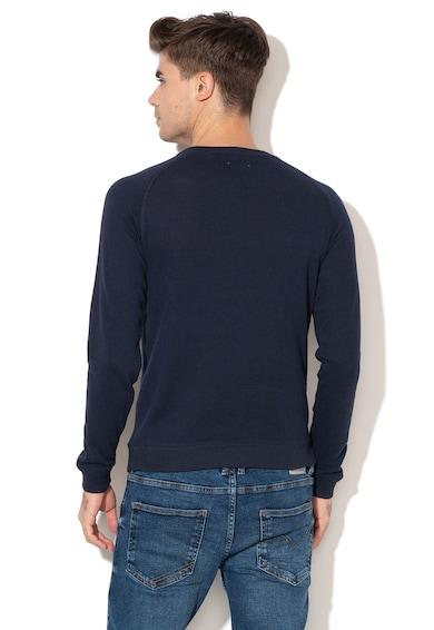Tom Tailor Pulover din tricot fin cu decolteu la baza gatului Barbati