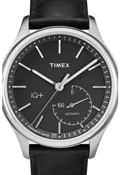Timex Kvarc karóra bőrszíjjal férfi