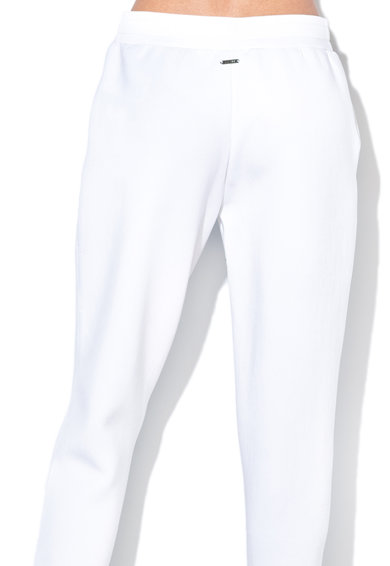 GUESS JEANS Pantaloni sport cu detaliu cu snur Femei