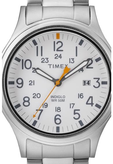 Timex Ceas din otel inoxidabil Barbati
