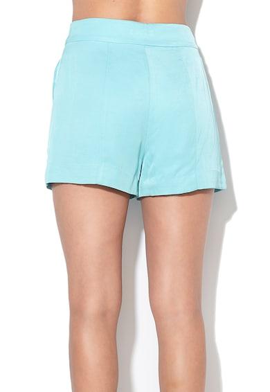 GUESS BY MARCIANO Pantaloni scurti din amestec de in, cu talie inalta Femei