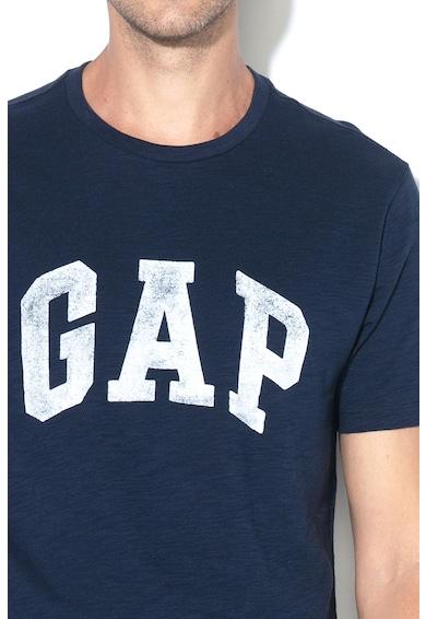 GAP Tricou cu imprimeu cu aspect decolorat Barbati