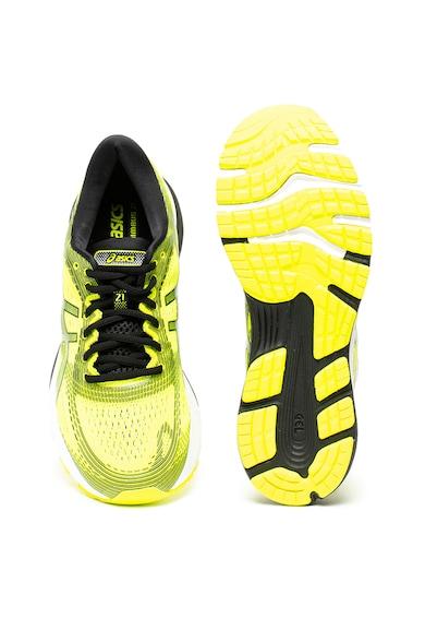 Asics Pantofi sport cu aspect tricotat, pentru alergare Gel-Nibmus Barbati