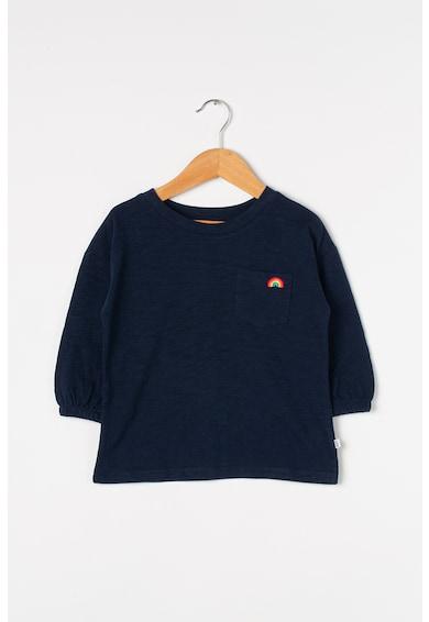 GAP Блуза Supersoft с джоб на гърдите Момичета