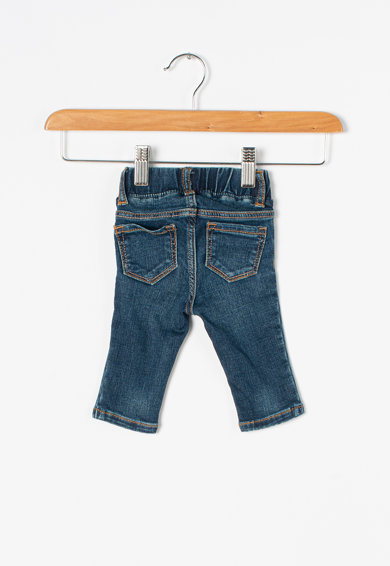 GAP Дънков клин-панталон със захабен ефект Момичета