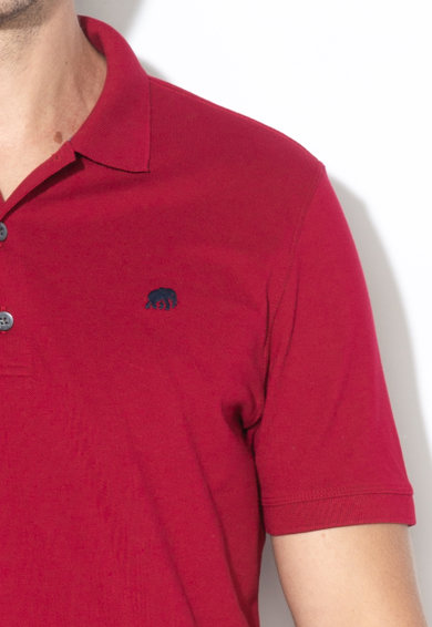 Banana Republic Tricou polo regular fit cu aspect de pique Barbati