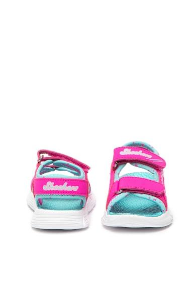 Skechers Сандали C-Flex Star Zoom с велкро Момичета