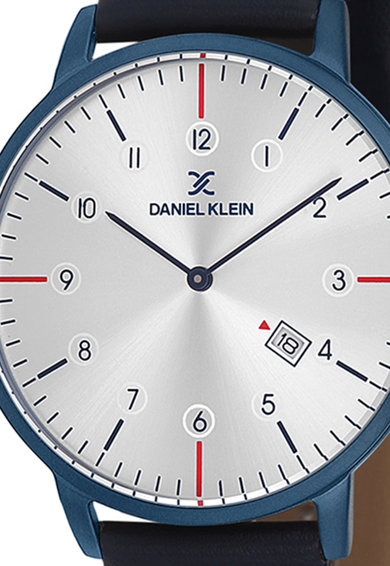 DANIEL KLEIN Ceas analog cu o curea de piele Barbati
