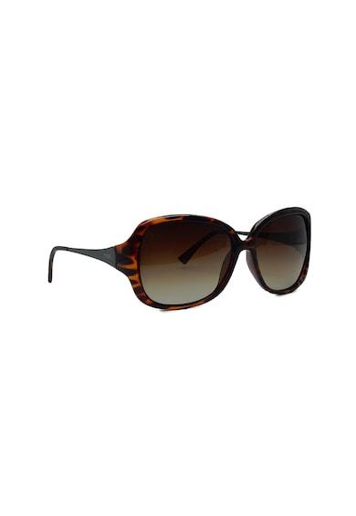 Legna Ochelari de soare patrati cu lentile in degrade, ultrapolarizate Femei