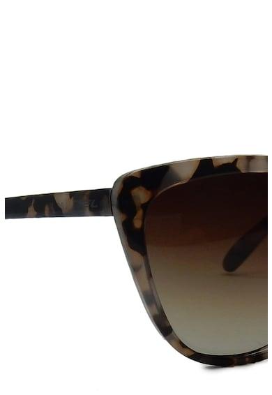 Legna Ochelari de soare cat-eye cu lentile in degrade, ultrapolarizate Femei