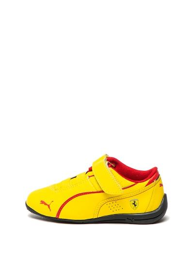 Puma Кожени спортни обувки Drift Момчета