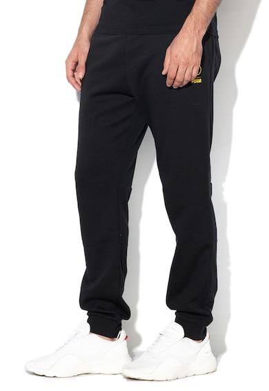 Puma Спортен панталон с лого Мъже