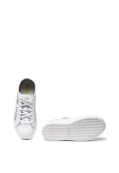 Puma Кожени спортни обувки Жени