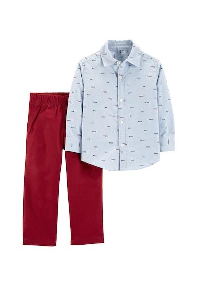 Carter's Set de camasa si pantaloni Baieti