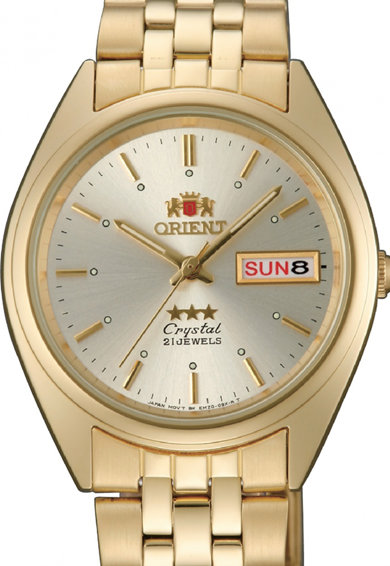 ORIENT Автоматичен часовник с метална верижка Жени