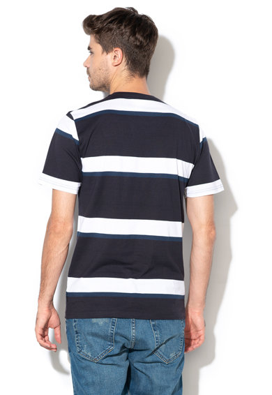 Only & sons Tricou cu model in dungi Bailey Barbati
