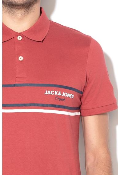 Jack&Jones Tricou polo slim fit New Shake Barbati