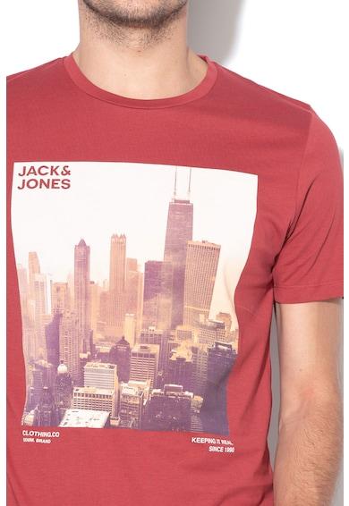 Jack&Jones Tricou slim fit Up Town Barbati
