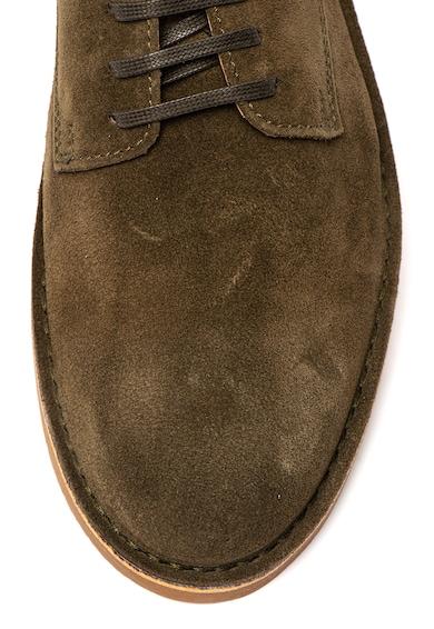 Selected Homme Pantofi derby de piele intoarsa Royce Barbati