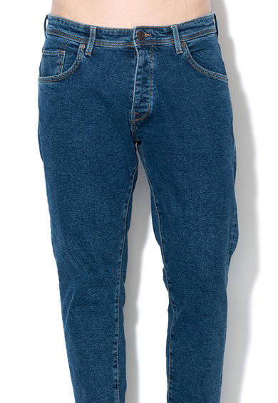 Selected Homme Blugi crop relaxed fit Aldo Barbati