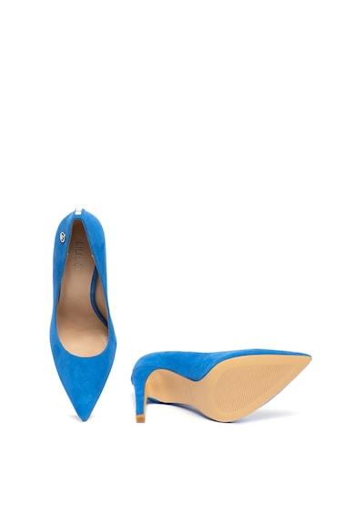Liu Jo Велурени сандали Astrid с остър връх и ток стилето Жени