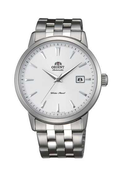 ORIENT Автоматичен часовник с верижка от неръждаема стомана Мъже
