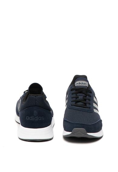 adidas PERFORMANCE Pantofi sport din material textil si piele intoarsa RUN 70S Barbati