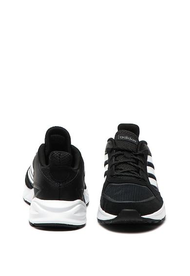 Adidas PERFORMANCE Pantofi sport cu insertii de piele intoarsa 90s Valasion Barbati