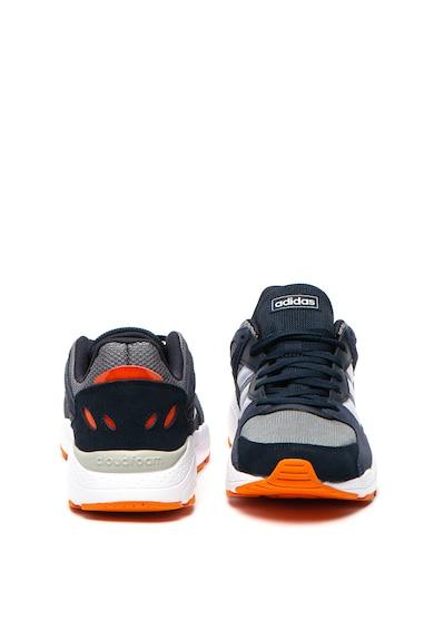 Adidas PERFORMANCE Pantofi sport cu garnituri de piele intoarsa Crazychaos Barbati