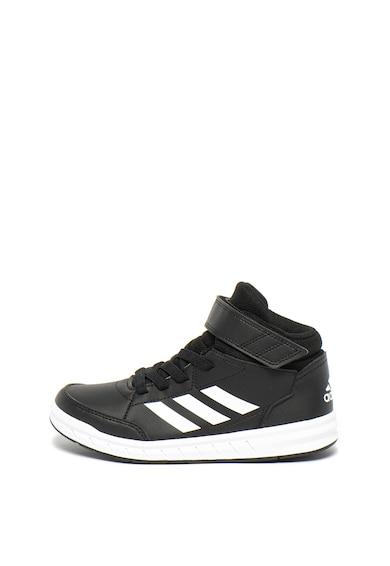 Adidas PERFORMANCE Pantofi sport mid-high de piele ecologica AltaSport Baieti