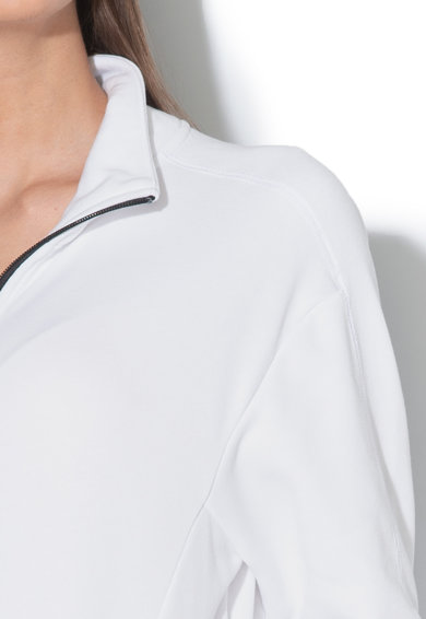 Adidas PERFORMANCE Bluza sport cu fermoar, pentru fitness Femei