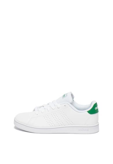 Adidas PERFORMANCE Pantofi sport de piele ecologica Advantage K Fete