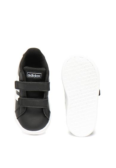 Adidas PERFORMANCE Pantofi sport de piele ecologica Grand Court I Fete