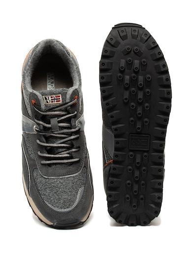 Napapijri Спортни обувки Frise с велур Мъже