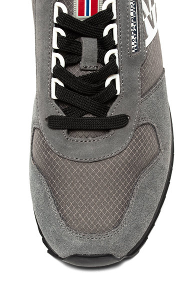 Napapijri Спортни обувки Castlerock с велур Мъже