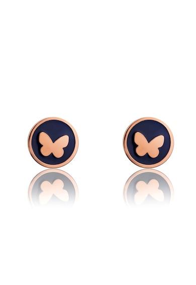 Emily Westwood Обеци с контрастни пеперуди Жени