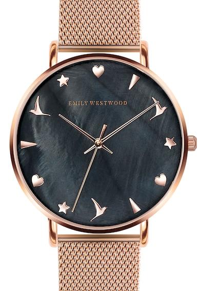 Emily Westwood Комплект часовник и гривна Жени