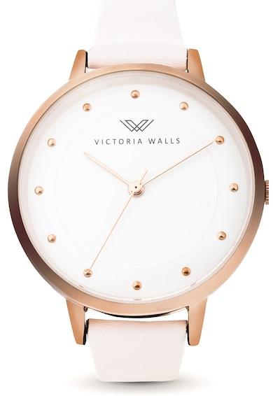 Victoria Walls Ceas cu o curea de piele Gisele Femei