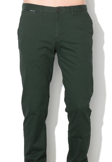Scotch & Soda Pantaloni chino Stuart Barbati
