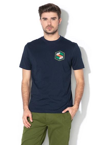Scotch & Soda Póló logós rátéttel férfi