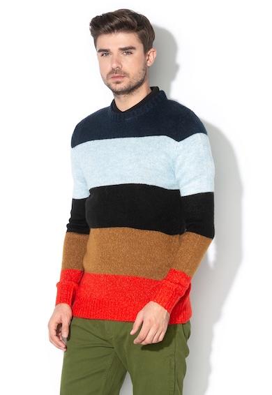 Scotch & Soda Colorblock pulóver férfi