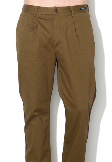 Scotch & Soda Pantaloni chino cu buzunare oblice Blake Barbati