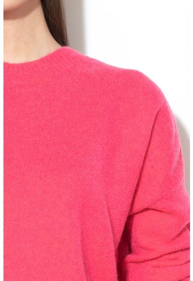 Maison Scotch Laza fazonú gyapjútartalmú kötött pulóver női