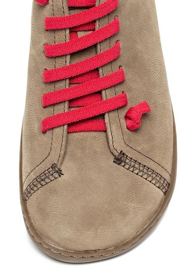 Camper Pantofi slip-on de piele intoarsa Peu Cami Femei