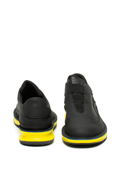 Camper Pantofi slip-on de piele Rolling Barbati