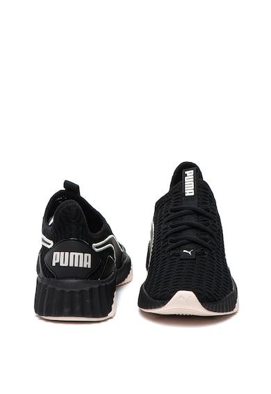 Puma Плетени спортни обувки Defy Жени